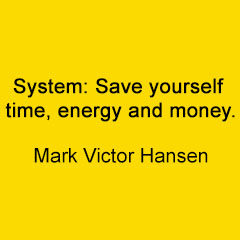 Why a Marketing System?